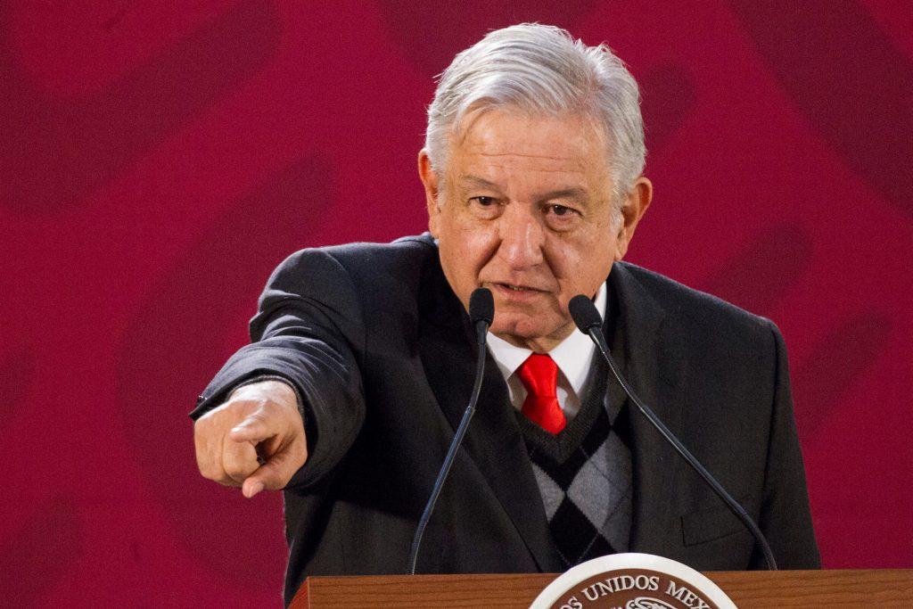 """El """"Plan B"""" es seguir adelante con Santa Lucía: AMLO"""