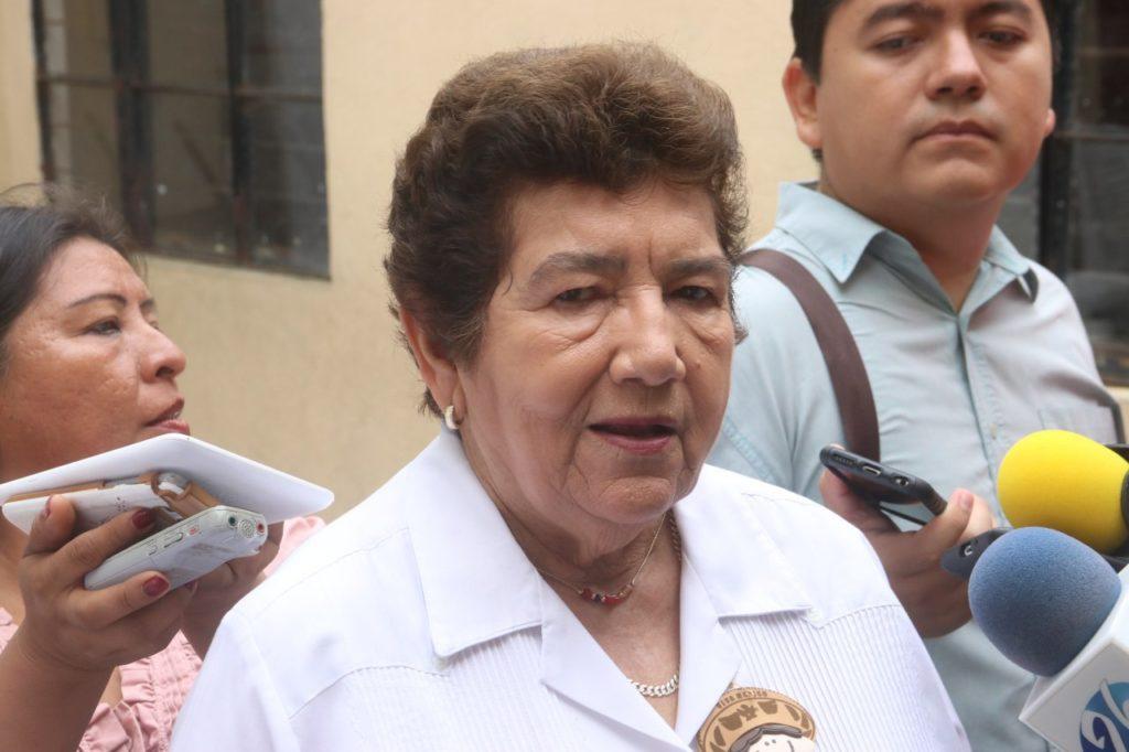Magdalena Peraza podría contender por la diputación local