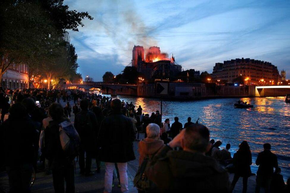 Notre Dame, corazón del arte, la religión y la vida de Francia y el orbe