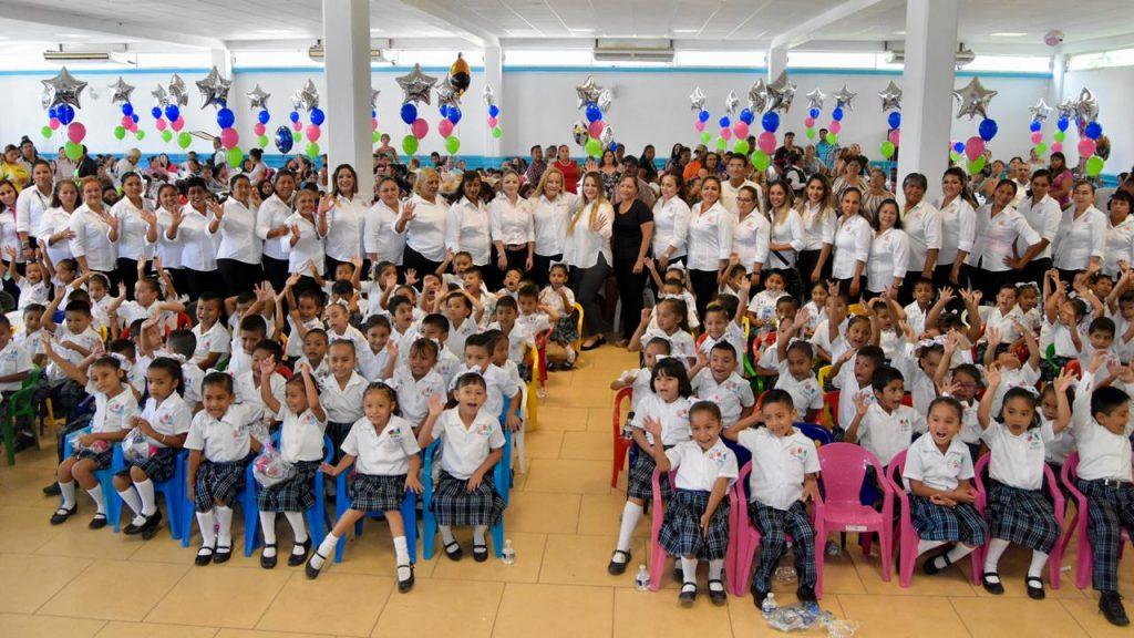Regresarán a clases 55 mil alumnos de nivel básico