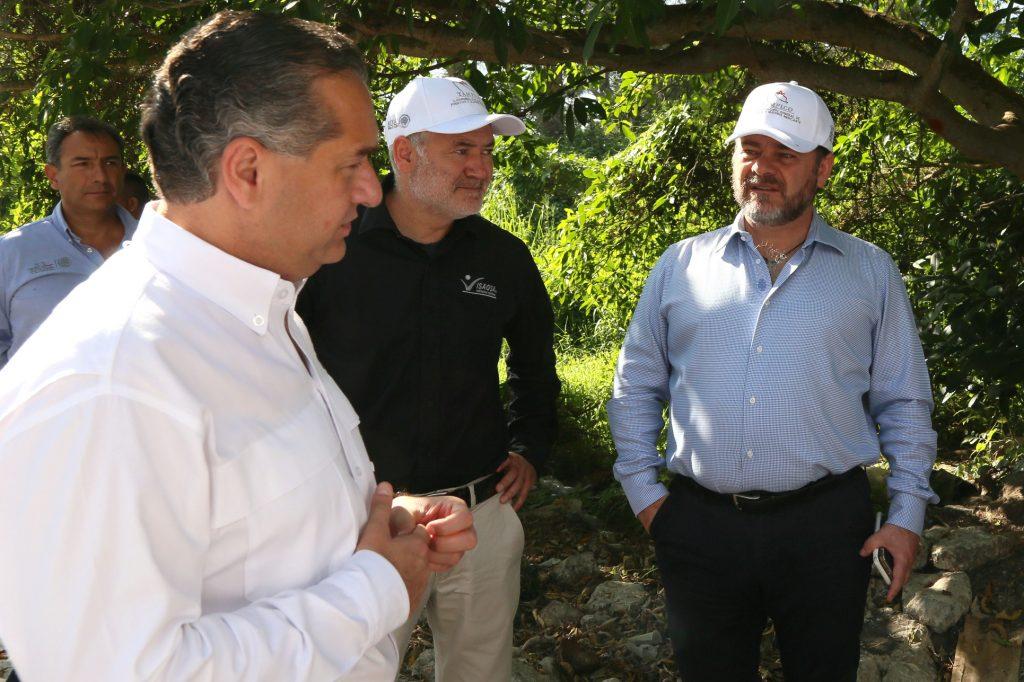 Llega millonaria inversión a Madero: Adrián Oseguera