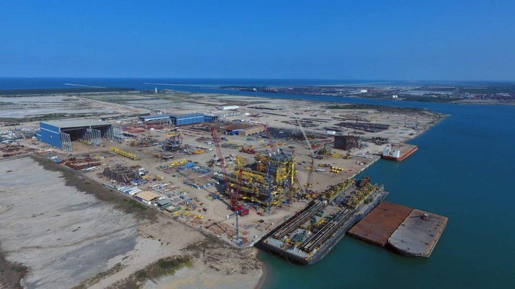 Petroleras Repsol y Total entrarán al puerto de Tampico