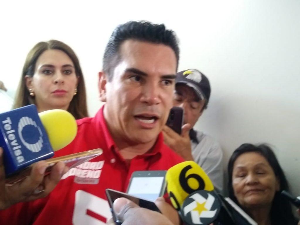 Gobierno de AMLO es de ocurrencias: Alejandro Moreno
