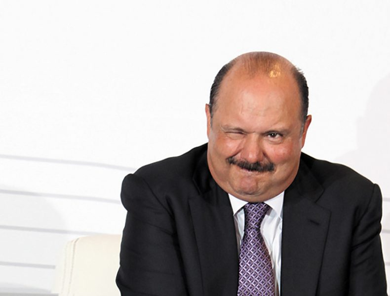 Juez ordena captura del ex Gobernador de Chihuahua, César Duarte