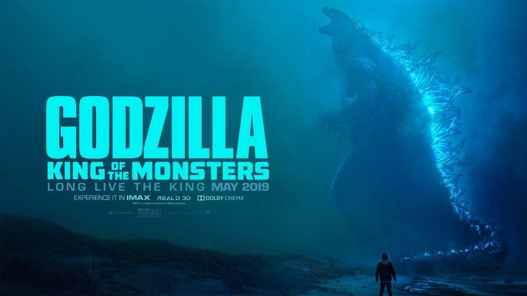 Guerra al cine / Godzilla II Rey de los Monstruos: Mucho ruido y más nueces