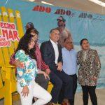 Oseguera hace Historia en la promoción Turística de Madero