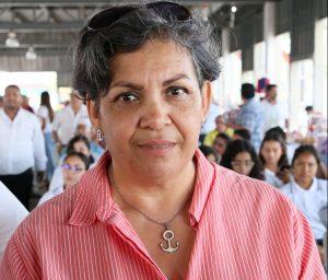 Carolina Infante Pacheco, cronista de Ciudad Madero