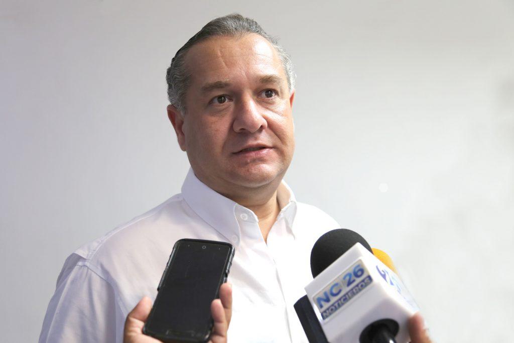 Trabaja Oseguera en últimos preparativos de su Primer Informe de Gobierno