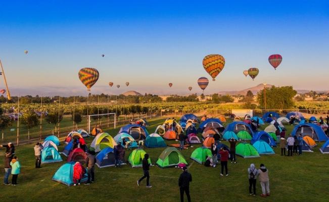 Festival Entre Volcanes, en Huamantla
