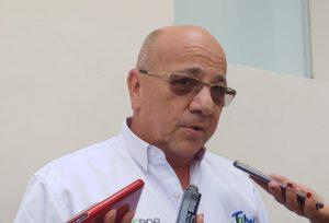 Gilberto Estrella, secretario de SEDUMA