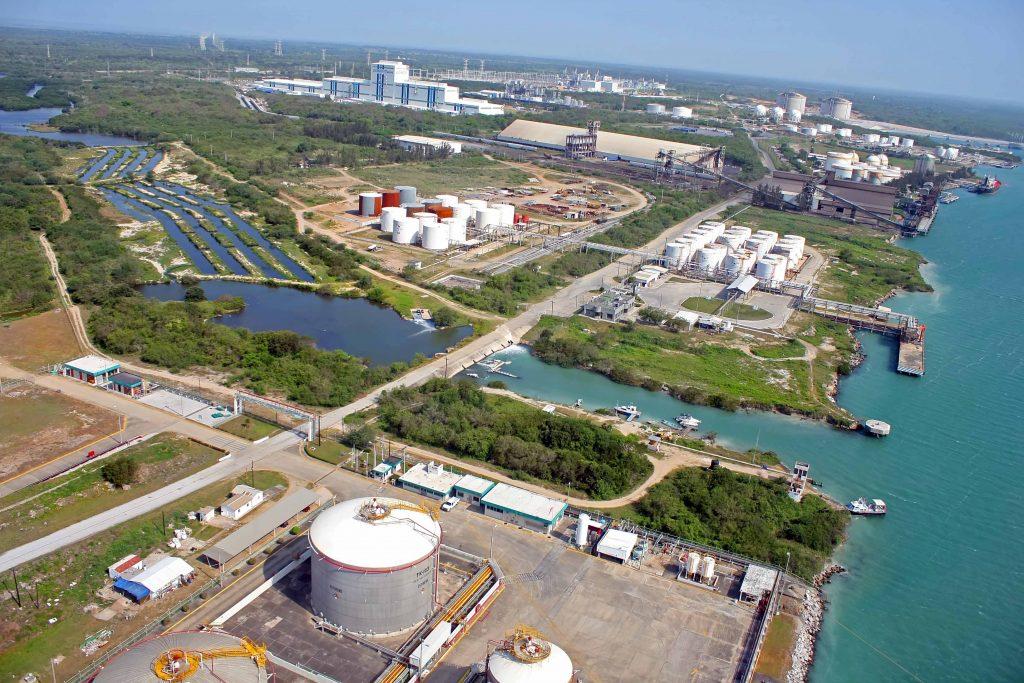 Refrendan certificado ambiental al puerto de Altamira
