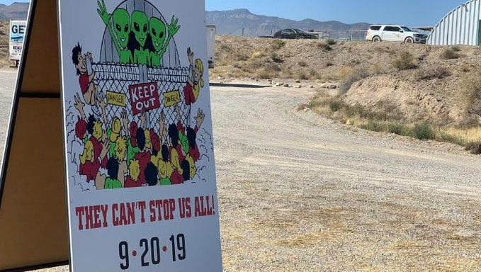 """¿Sabes qué es el """"Storm Area 51"""" y de dónde proviene? Toma nota"""