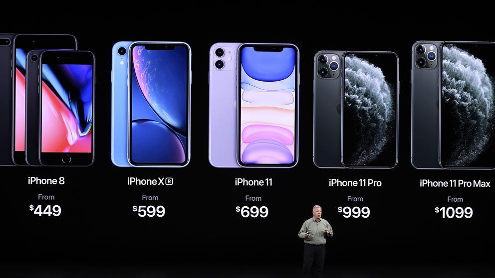 Presentan el nuevo iPhone 11 en San Francisco