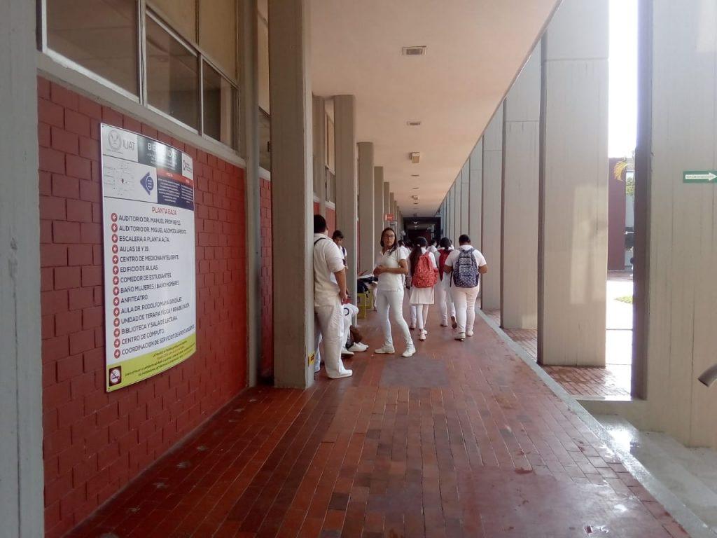 Proyectan hacer hospital universitario en Facultad de Medicina de la UAT