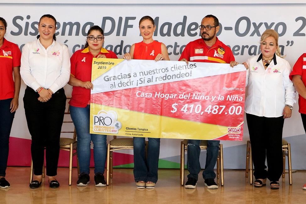 DIF Madero fortalece lazos de colaboración con Iniciativa Privada