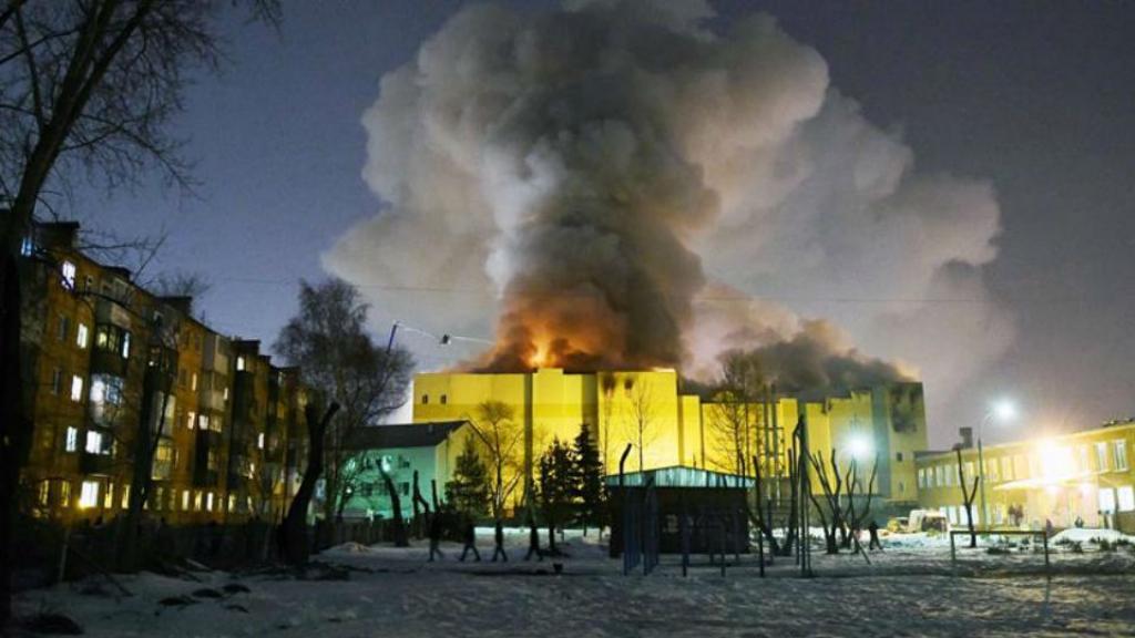Putin declara luto nacional por trágico incendio en Siberia