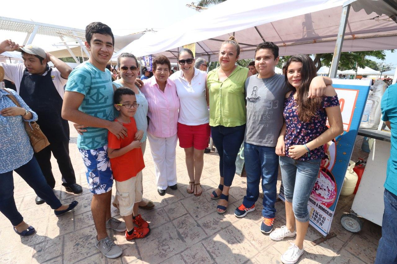Más de 50 mil personas han disfrutado inicio de Semana Santa en Tampico