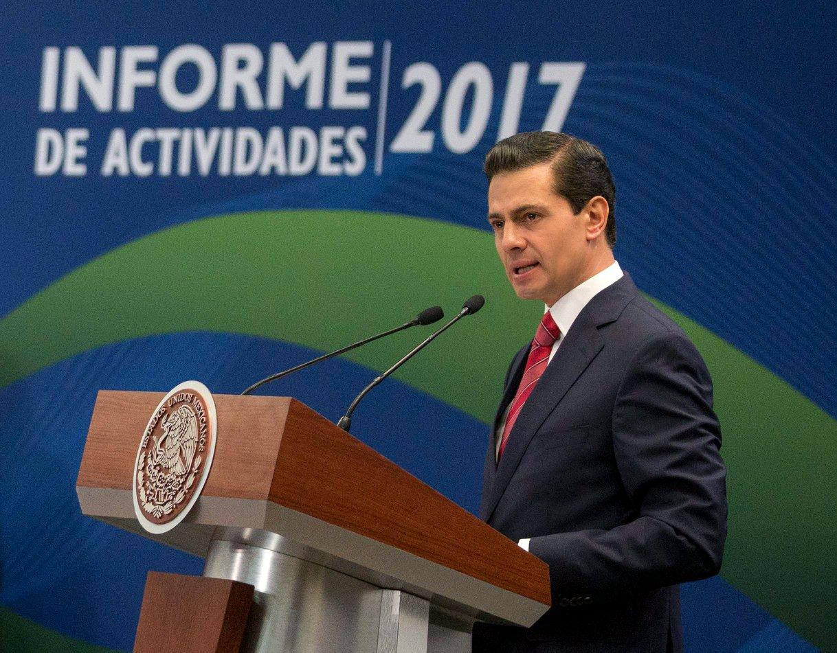 Absoluta disposición del gobierno para cumplir recomendaciones de CNDH Peña Nieto