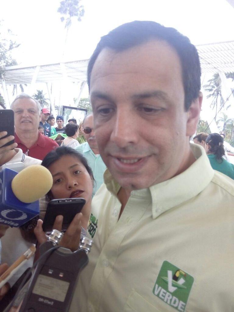 Promete Emilio Pozo campaña creativa y sin ataques