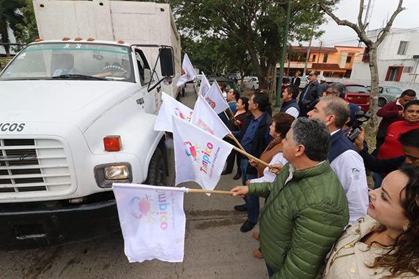PONE EN MARCHA AYUNTAMIENTO TERCER JORNADA DE LIMPIEZA INTEGRAL