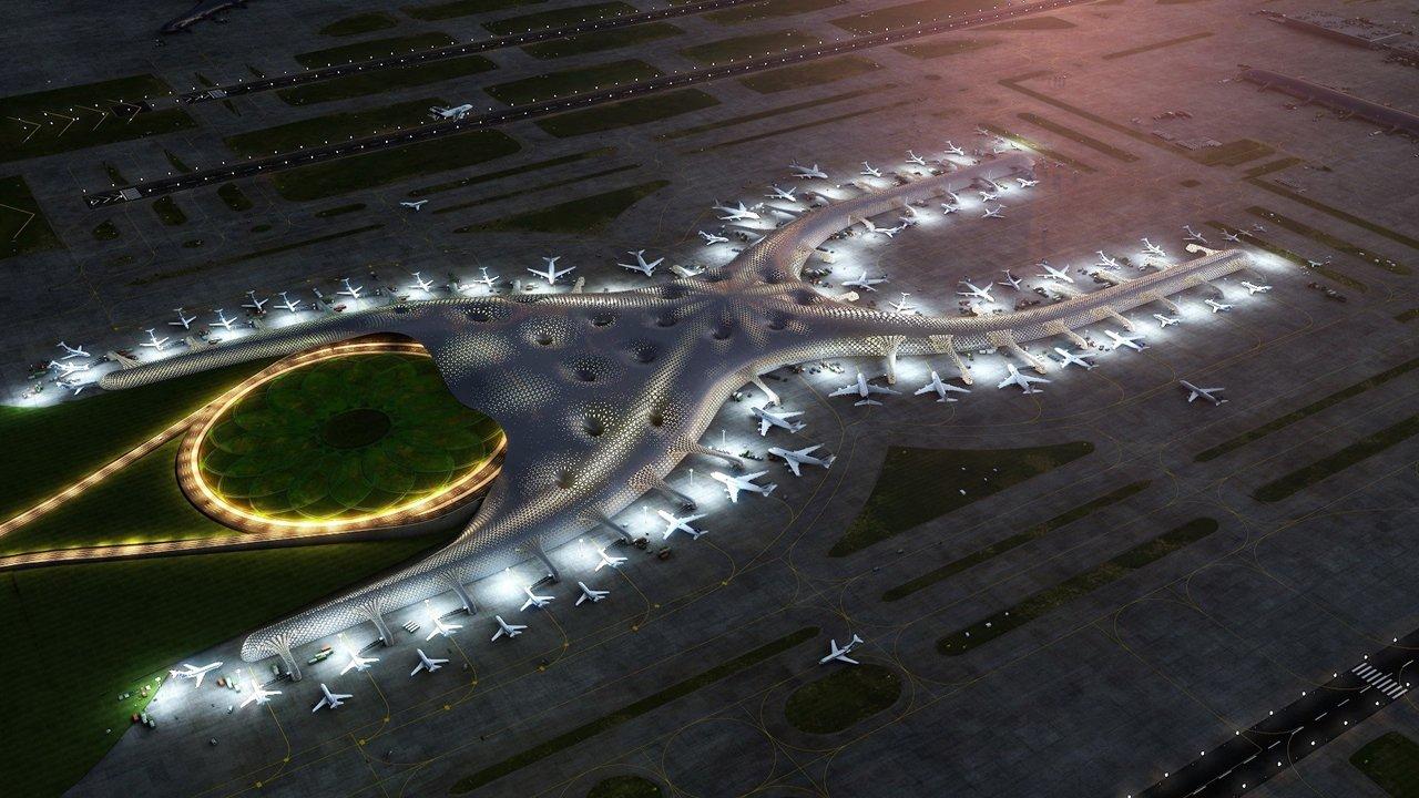 Inversionistas de nuevo aeropuerto esperan derrota de AMLO: Bloomberg
