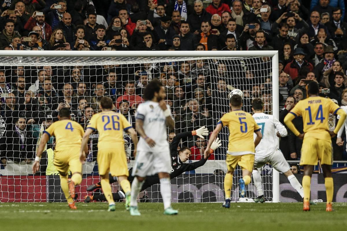 """Con polémica arbitral, Real Madrid está en semifinales de """"Champions"""""""