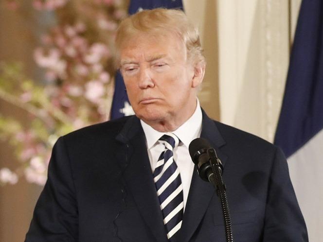 SRE hace saber a Trump que Senado pidió suspender cooperación bilateral