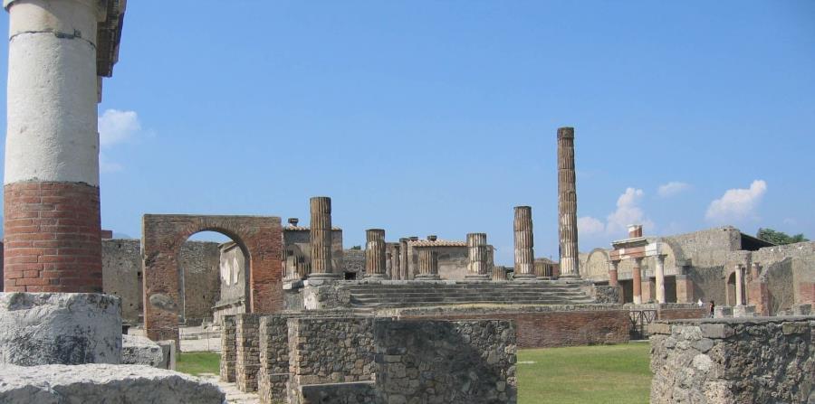 Encuentran al último niño de Pompeya
