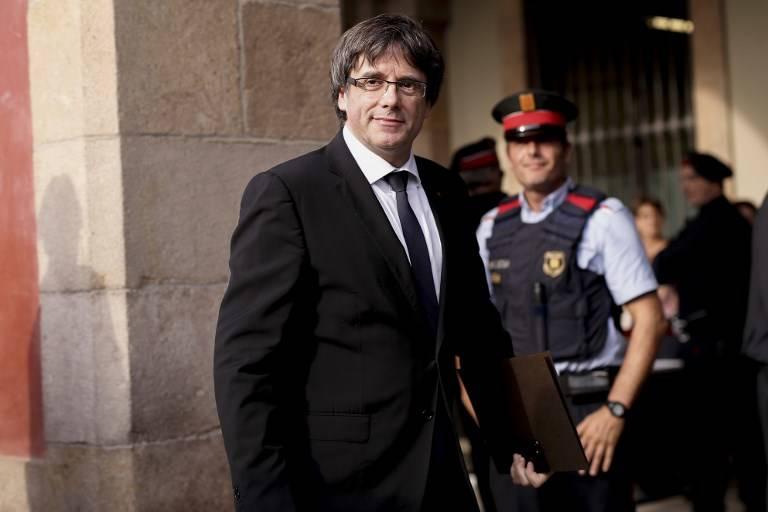 Proceso de entrega de Puigdemont aún continúa España