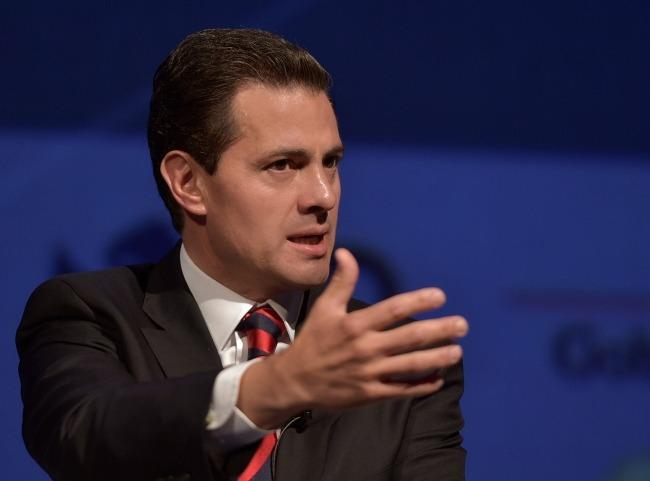 México logra acuerdo del TLC con la Unión Europea Peña Nieto