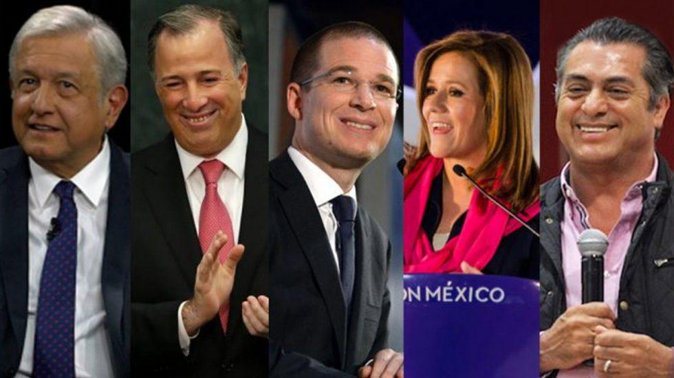 Hoy es el primer debate de candidatos a la Presidencia de México