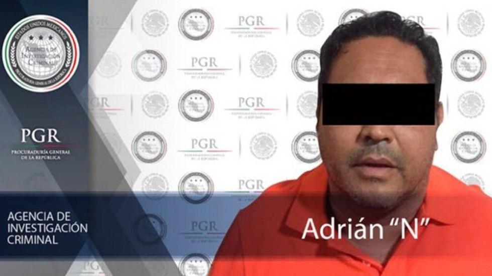 Detienen a presunto contador del CJNG
