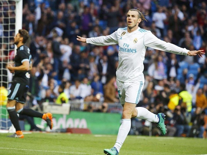 El Real Madrid despedaza al Celta