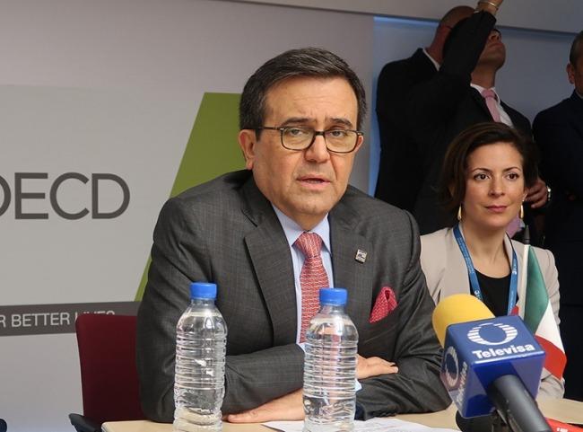 """Necesario """"reevaluar"""" fecha final de renegociación del TLCAN Guajardo"""