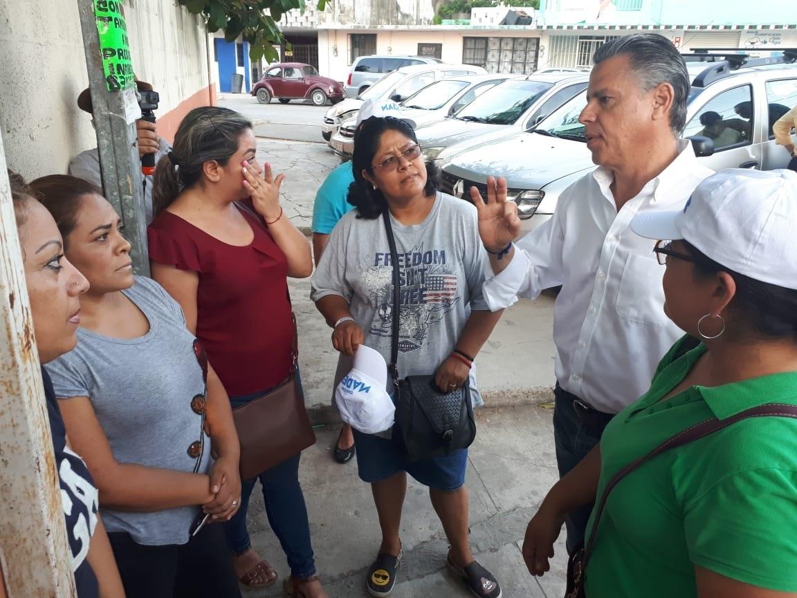 Recomponer el Tejido Social para Fortalecer  la Seguridad, Propone Chucho Nader