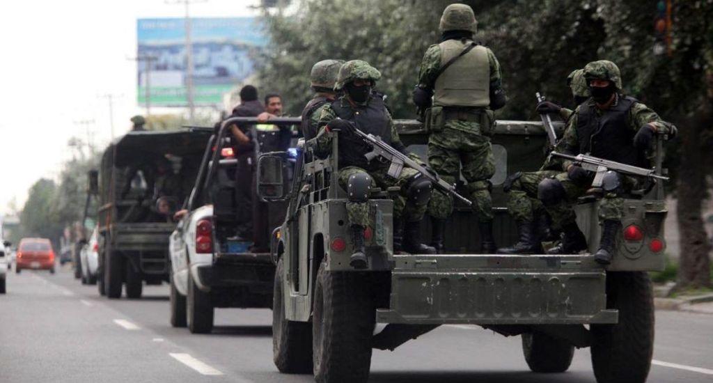 Retiran a ejército de Tamaulipas pese a violencia