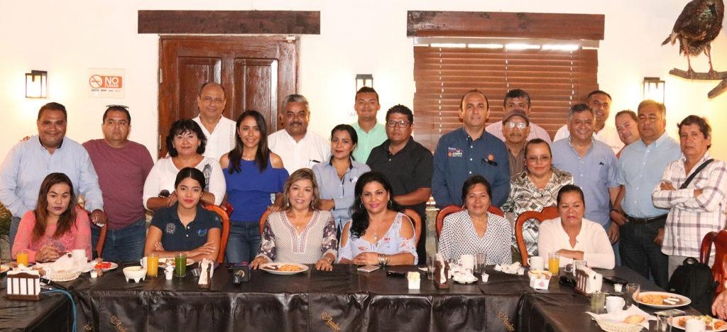 Reconoce Altamira labor de periodistas en el Día de la Libertad de Expresión