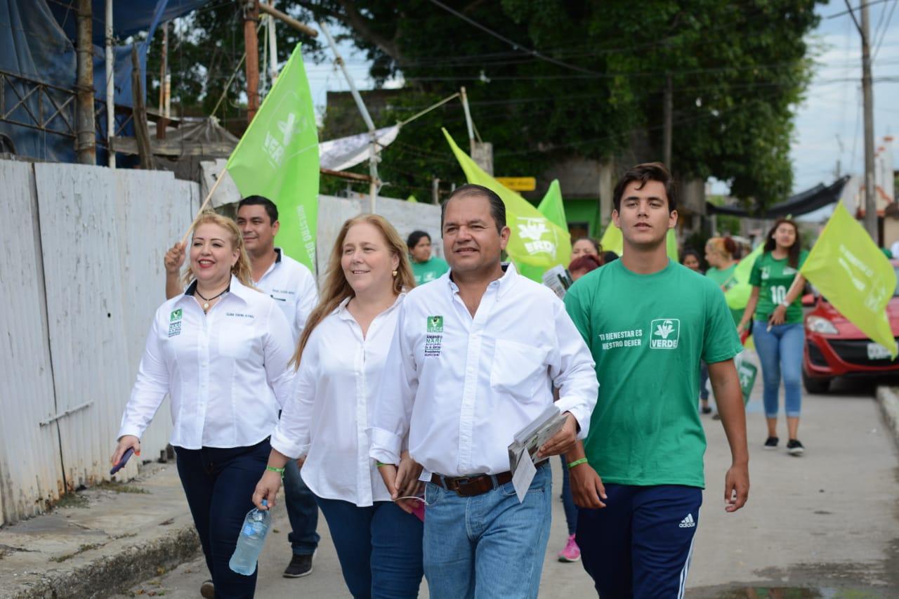 Tampico será nuevamente la capital de las huastecas: Alejandro Acevedo