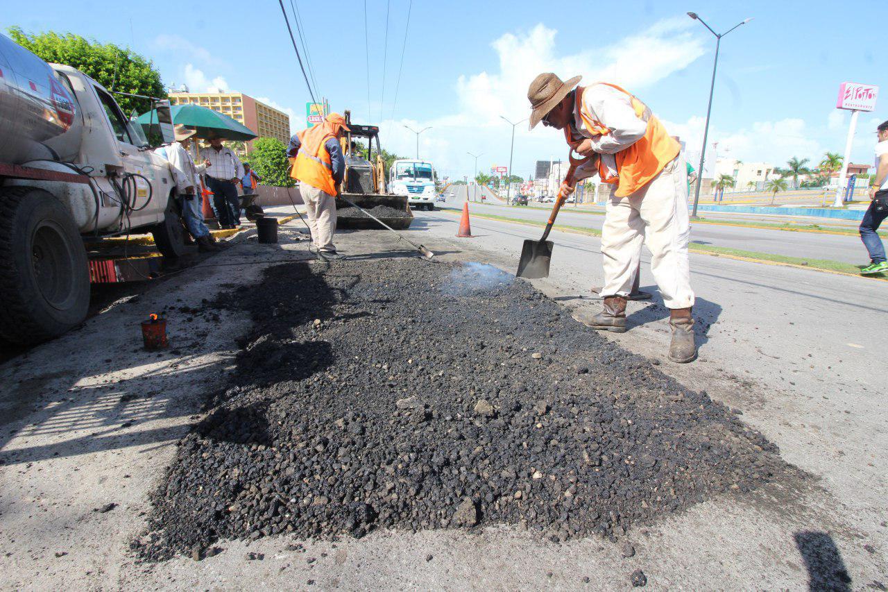 Sigue llevando el municipio obras a la ciudad: alcaldesa