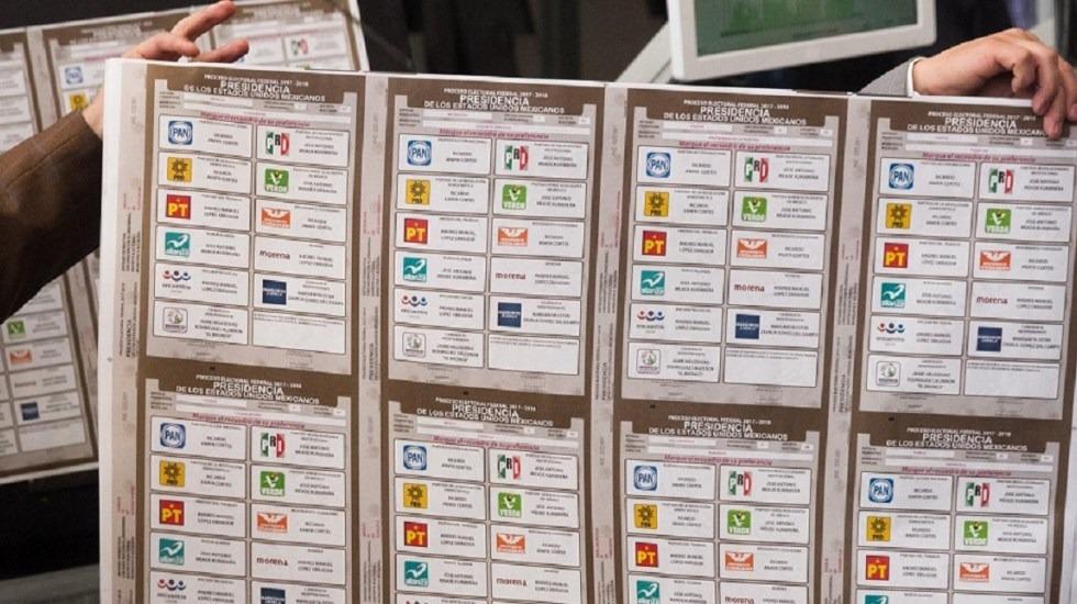 INE asegura que la elección está a salvo pese a robo de boletas