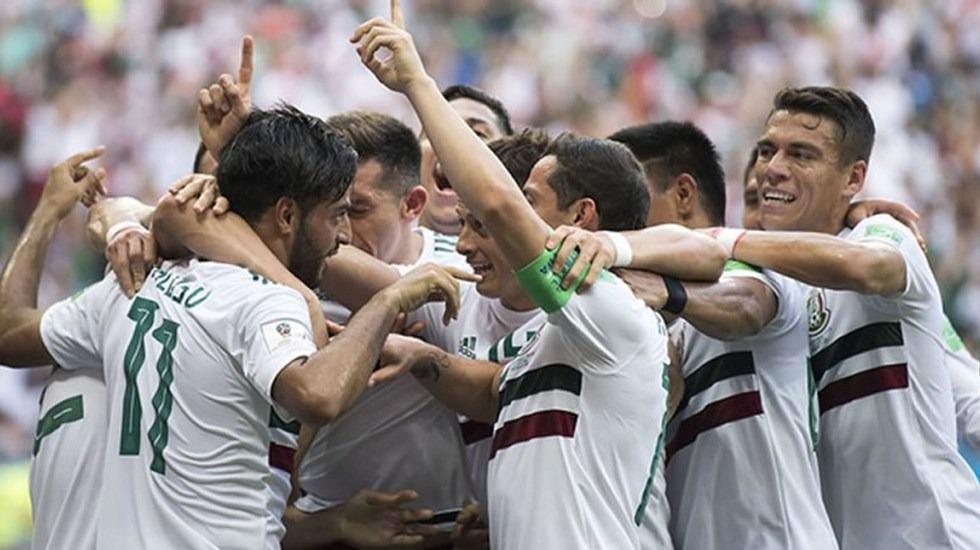 México y Brasil se enfrentarán en Octavos de Final
