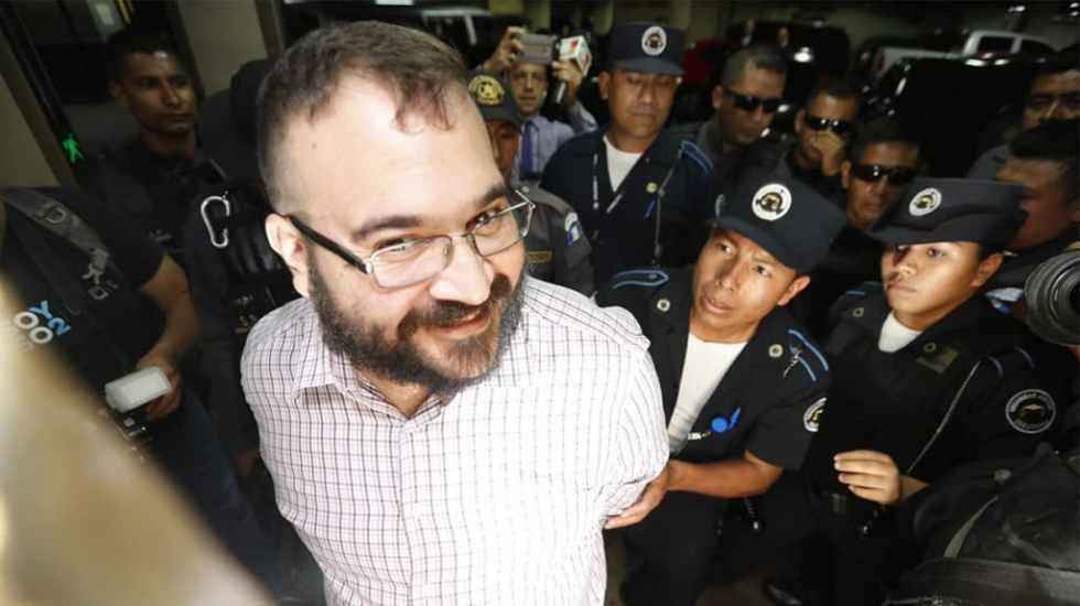PGR entrega departamento de Duarte a gobierno de Veracruz