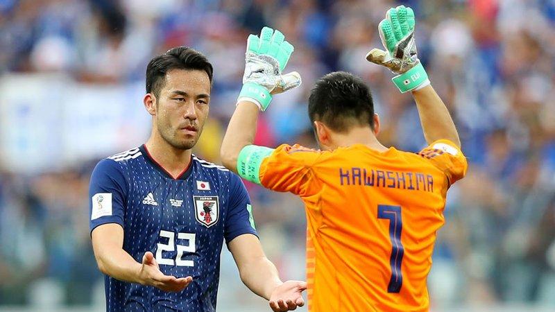 Polonia apagó a Japón, que clasificó de rebote
