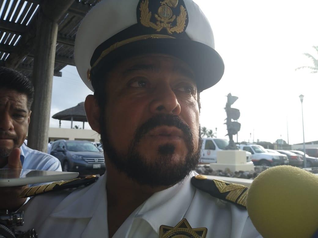 Nuevo titular en Capitanía de Veracruz tras quedar puesto vacante del 15 de abril