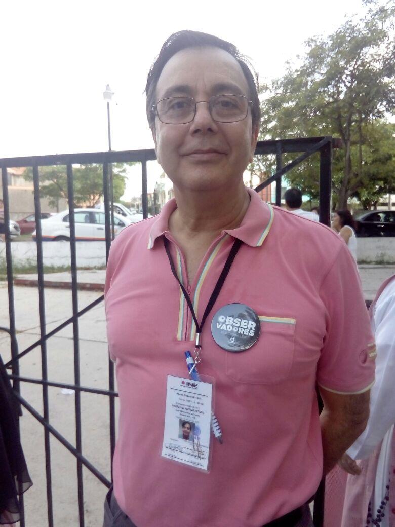 Solo 20 observadores electorales de COPARMEX participan en la contienda electoral