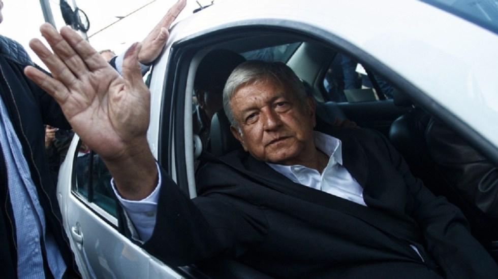 AMLO repite búnker en la Ciudad de México