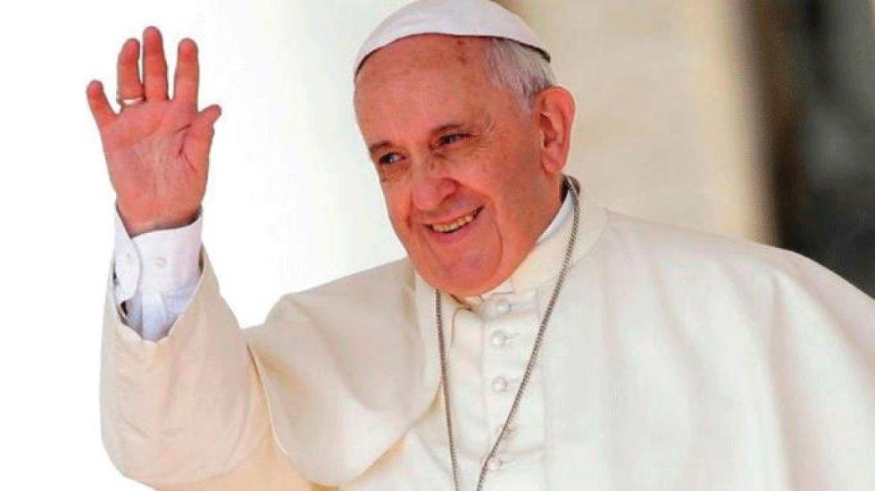 Papa Francisco participará en la consulta de paz propuesta por AMLO