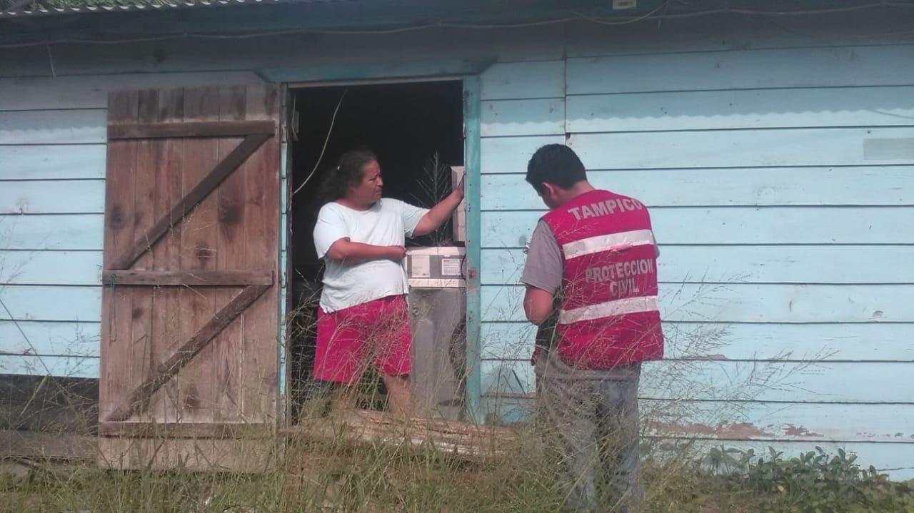 Previene PC a familias sobre la temporada de huracanes
