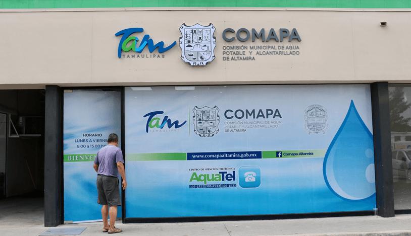 Invitan a usuarios de COMAPA Altamira aprovechar beneficios de programa de descuentos