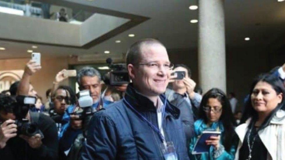 Ricardo Anaya reapareció; está dispuesto a reunirse con AMLO